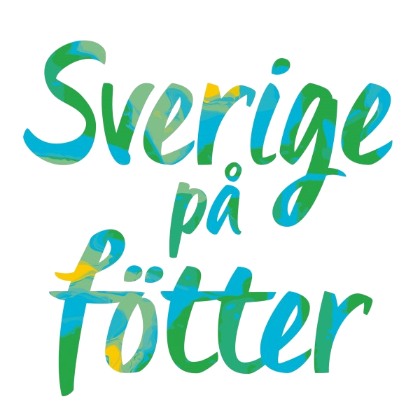 Sweden on feets - Sverige på fötter